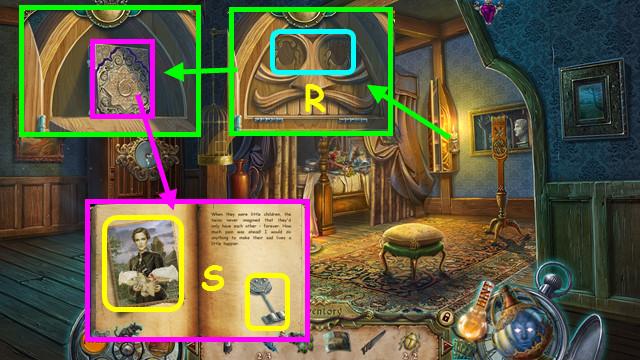 dark tales: edgar allan poe's the fall of the house of usher walkthrough 8 screenshots 3
