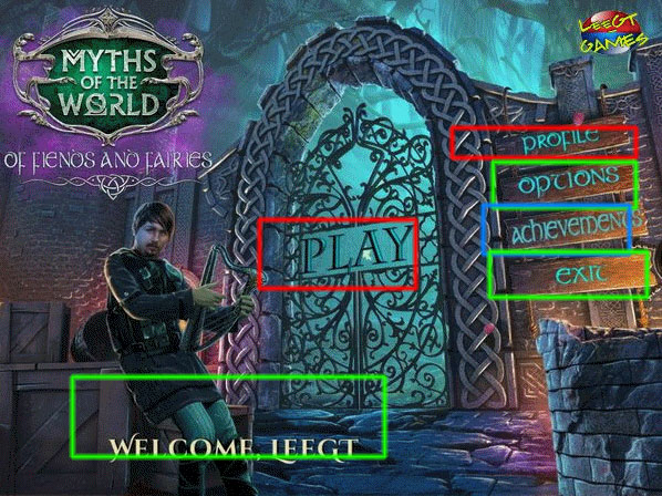 myths of the world: of fiends and fairies collector's edition walkthrough screenshots 1