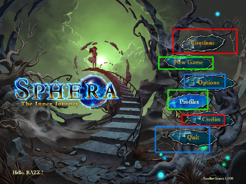 sphera: the inner journey walkthrough screenshots 1