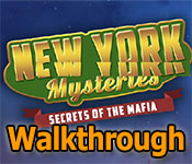 new york mysteries: secrets of the mafia walkthrough 2