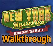 new york mysteries: secrets of the mafia walkthrough 6