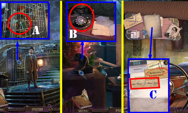 Final Cut: Homage Walkthrough 8