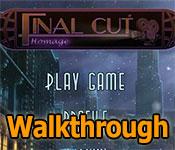 final cut: homage walkthrough 9