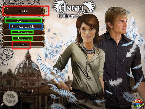 a linda hyde mystery: angel code walkthrough screenshots 1