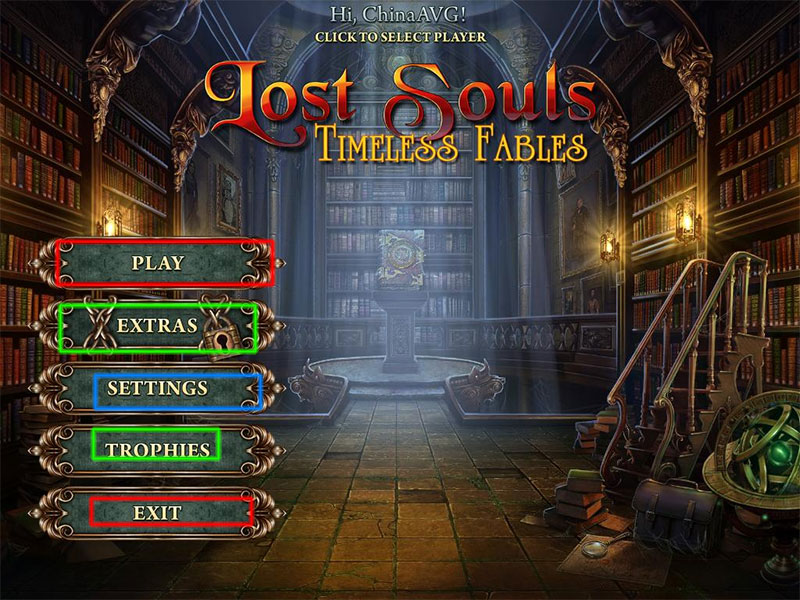 lost souls: timeless fables collector's edition walkthrough screenshots 1