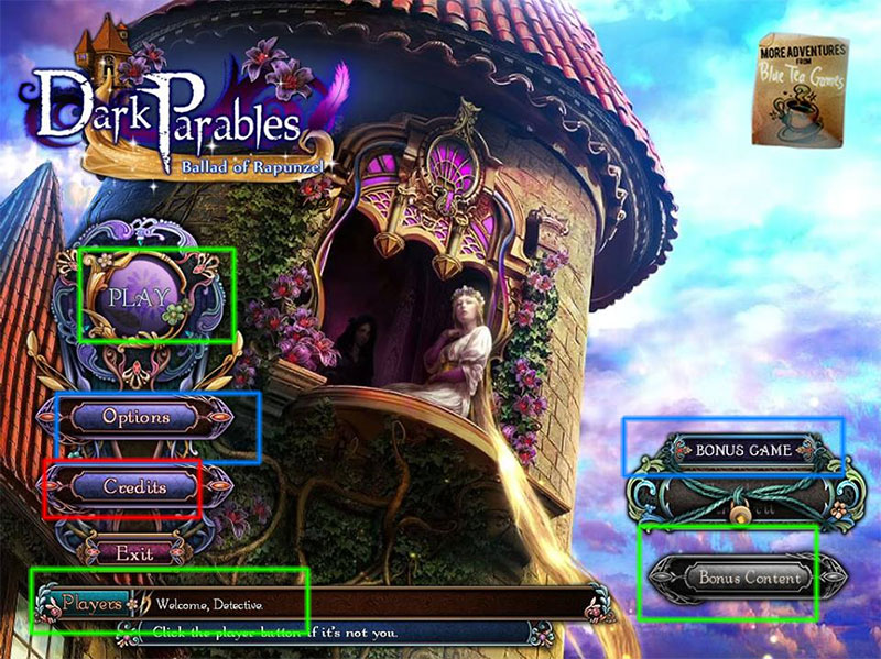 dark parables: ballad of rapunzel walkthrough screenshots 2