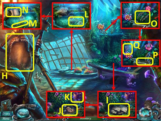 nightmares from the deep: davy jones walkthrough 12 screenshots 2