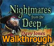 Nightmares From The Deep: Davy Jones Walkthrough 13