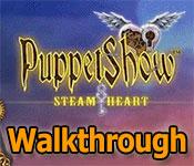 PuppetShow: Steam Heart Walkthrough
