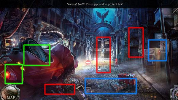 mystery trackers: blackrow's secret collector's edition walkthrough screenshots 3