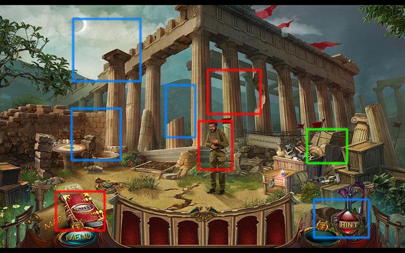 revived legends: titan's revenge collector's edition walkthrough screenshots 2