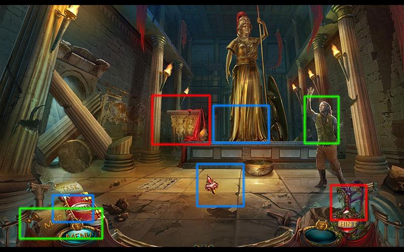 revived legends: titan's revenge collector's edition walkthrough screenshots 3
