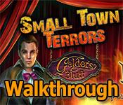 small town terrors: galdor's bluff collector's edition walkthrough