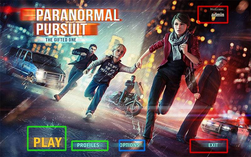 paranormal pursuit: the gifted one walkthrough screenshots 1