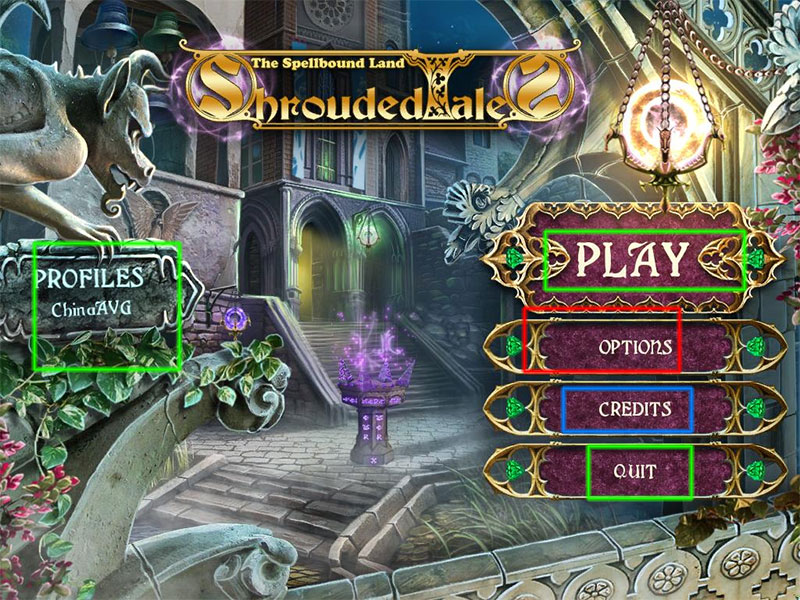 shrouded tales: the spellbound land collector's edition walkthrough screenshots 1