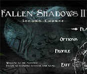 fallen shadows ii: second chance collector's edition