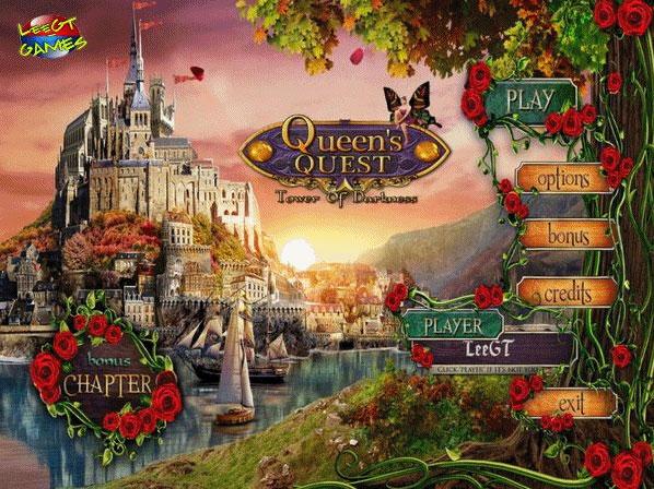 queens quest: tower of darkness screenshots 1
