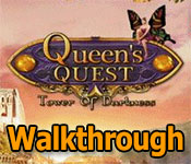 queens quest: tower of darkness walkthrough