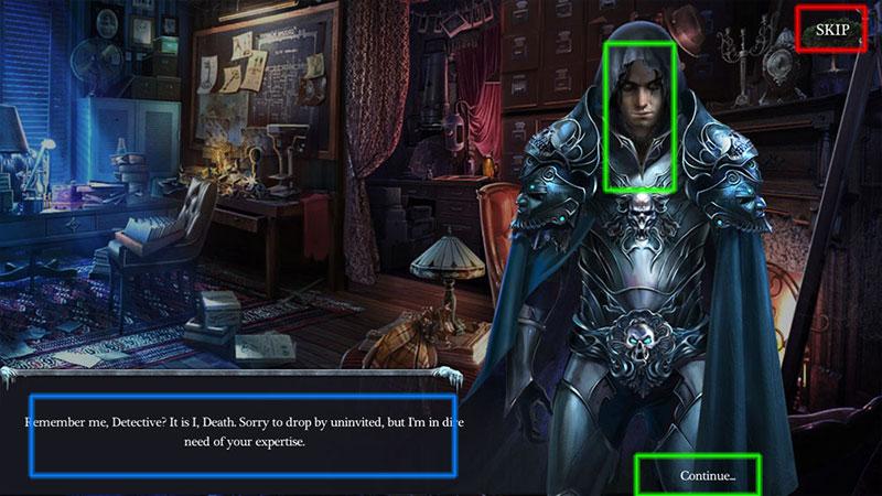 riddles of fate: memento mori walkthrough screenshots 2