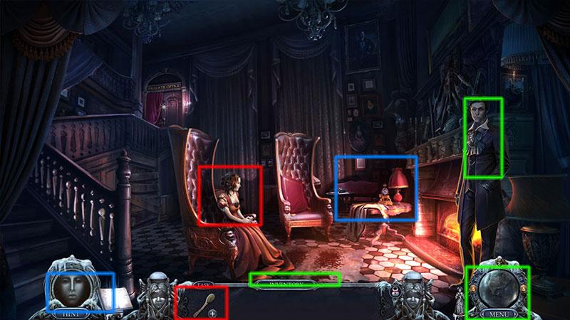 riddles of fate: memento mori walkthrough screenshots 3