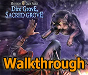 mystery case files: dire grove, sacred grove collector's edition walkthrough