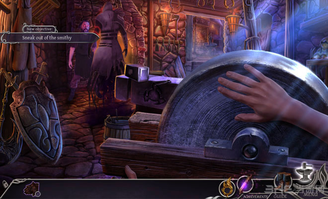 dark realm: queen of the flame collector's edition screenshots 1