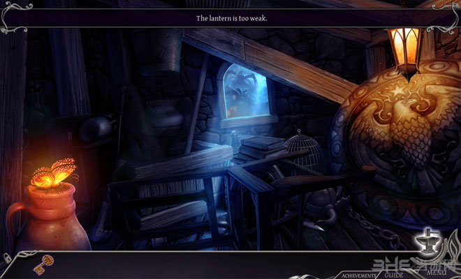 dark realm: queen of the flame collector's edition screenshots 2