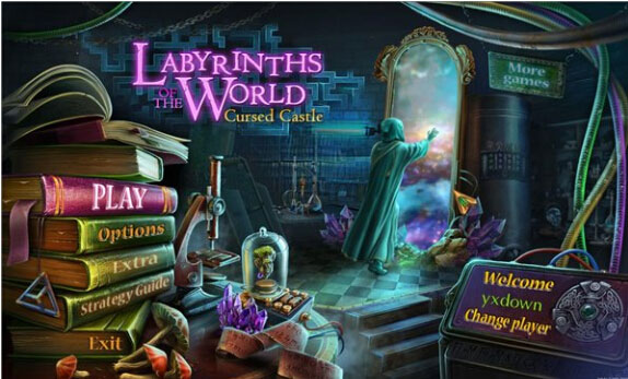 labyrinths of the world: cursed castle collector's edition screenshots 3