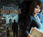 kronville: stolen dreams collector's edition