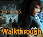 Kronville: Stolen Dreams Walkthrough