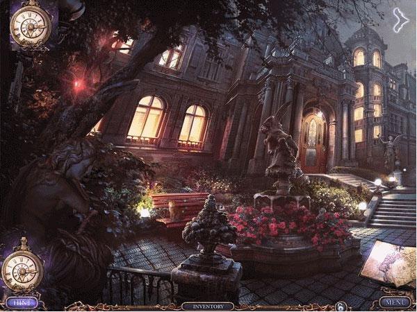 grim tales: colour of fright screenshots 1