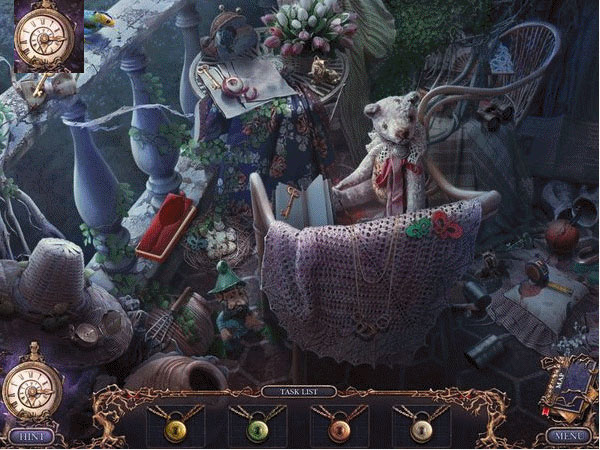 grim tales: colour of fright screenshots 2