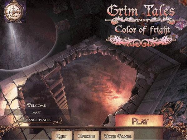 grim tales: colour of fright screenshots 3