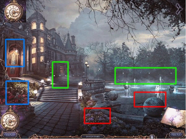grim tales: colour of fright collector's edition walkthrough screenshots 2