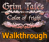 grim tales: colour of fright walkthrough