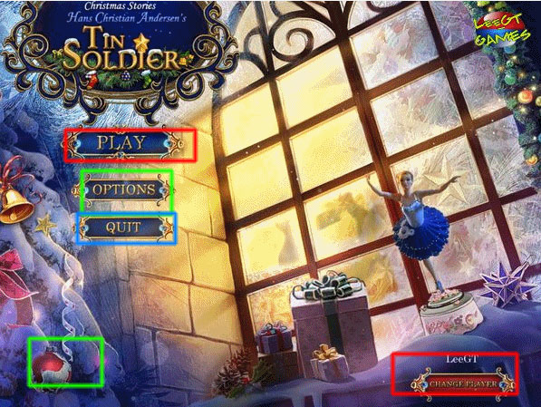 christmas stories: hans christian andersen's tin soldier collector's edition walkthrough
