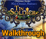 christmas stories: hans christian andersen's tin soldier walkthrough
