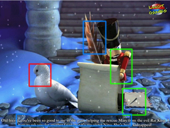 christmas stories: hans christian andersen's tin soldier walkthrough screenshots 3