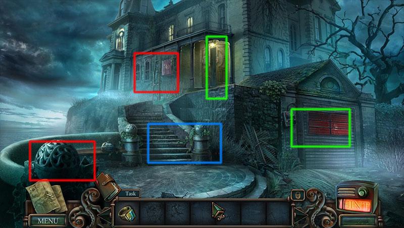 haunted hotel: death sentence collector's edition walkthrough screenshots 3