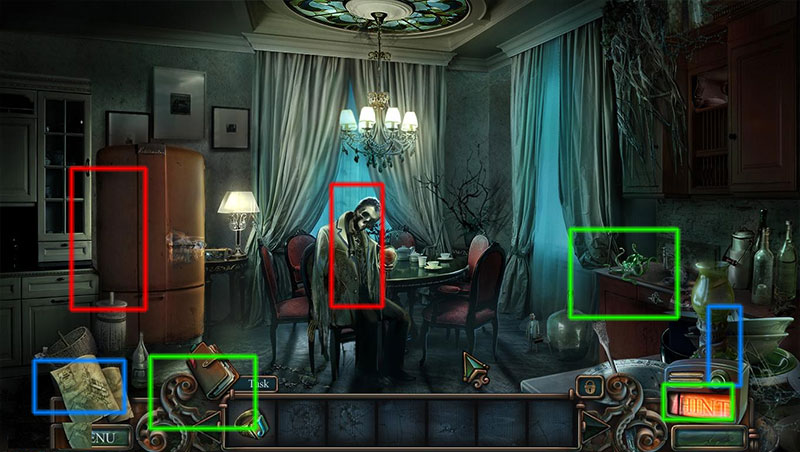 haunted hotel: death sentence walkthrough screenshots 5