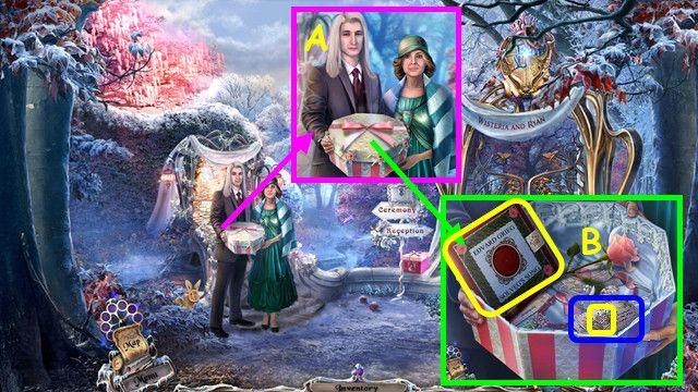 sable maze: forbidden garden walkthrough 2 screenshots 1