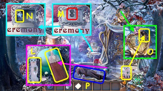 sable maze: forbidden garden walkthrough 3 screenshots 2