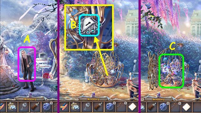 sable maze: forbidden garden walkthrough 4 screenshots 1