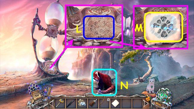 sable maze: forbidden garden walkthrough 5 screenshots 1