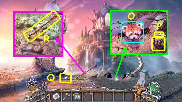 sable maze: forbidden garden walkthrough 5 screenshots 2