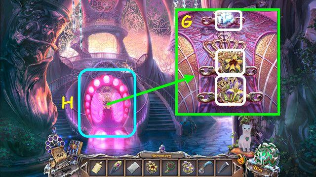 sable maze: forbidden garden walkthrough 9 screenshots 2