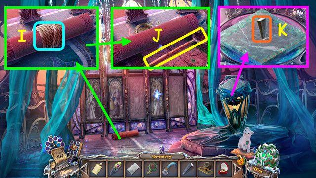 sable maze: forbidden garden walkthrough 9 screenshots 3