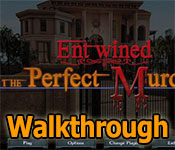 entwined: the perfect murder collector's edition walkthrough