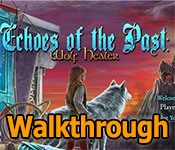 echoes of the past: wolf healer collector's edition walkthrough