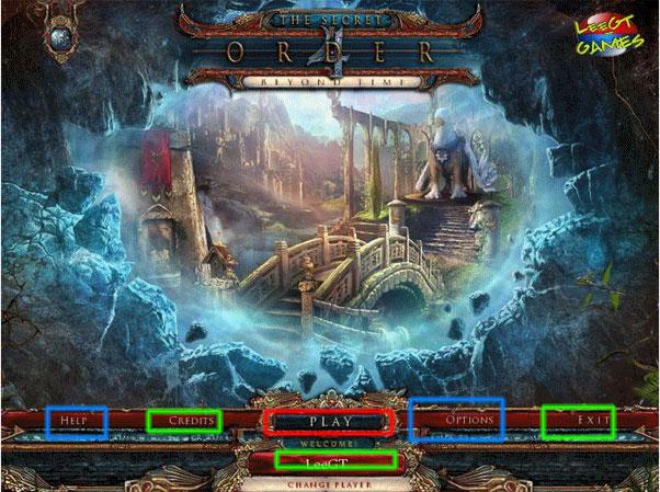 the secret order 4: beyond time collector's edition walkthrough screenshots 1